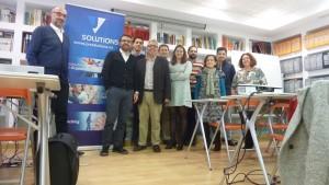 El modelo del lienzo de negocio. Colegio de Economistas de Cádiz