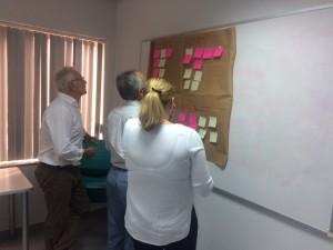Elaborando Plan Estratégico 2018 – 2021 con Grupo Sistemas de Oficinas