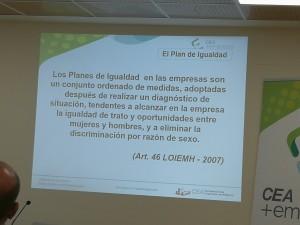 Elaboración del Plan de Igualdad en la Empresa.  Cómo convertir una obligación legal en una ventaja competitiva.