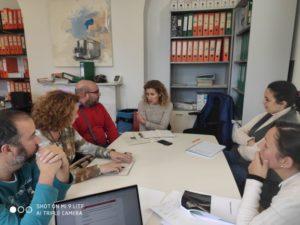 Entrega del diagnóstico del Plan de Igualdad en el Grupo Energético de Puerto Real.